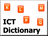 Technology dictionary with straight forward explanations